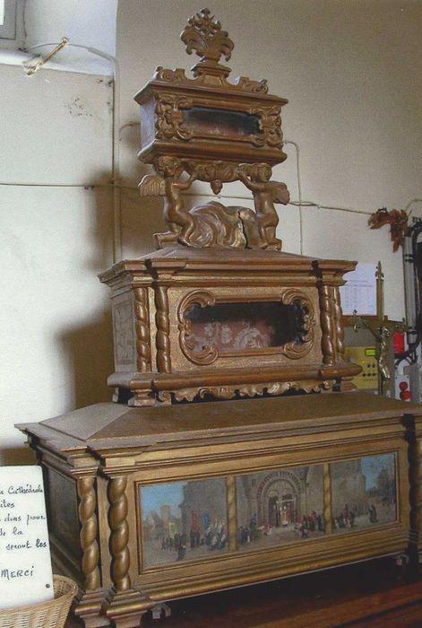 Reliquaire de saint Grat