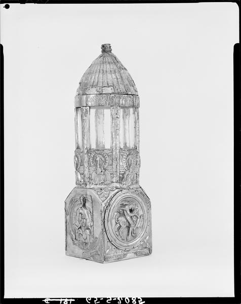 reliquaire de Bégon, dit lanterne de saint Vincent