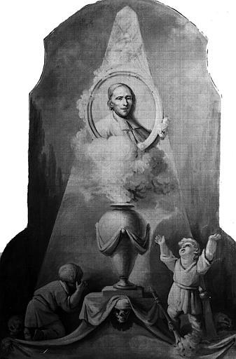 Tableau : Abel de Thierry