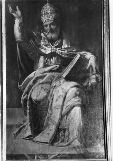 tableau : saint Grégoire