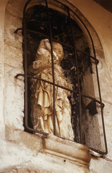 Statue dite Notre-Dame-de-Dounopas : Vierge à l'Enfant