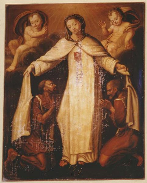 Tableau : Vierge de miséricorde
