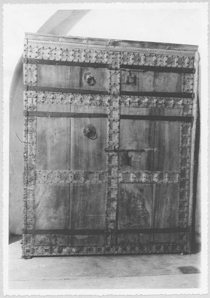 Armoire (vestiaire mozarabe)