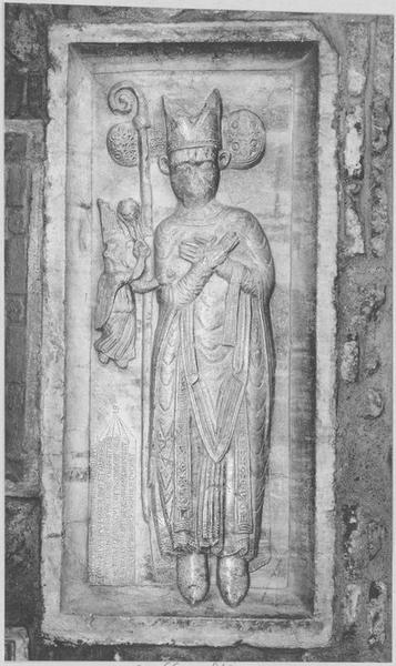 Monument funéraire de l'évêque Guillaume Jorda
