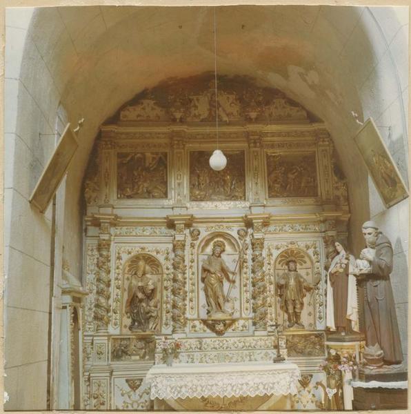 Retable de saint Jean-Baptiste