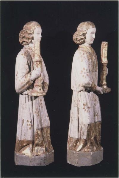 deux statues