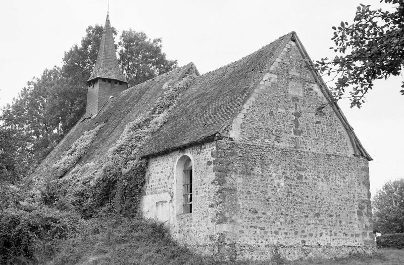 Eglise paroissiale Saint-Cye, Sainte-Julitte