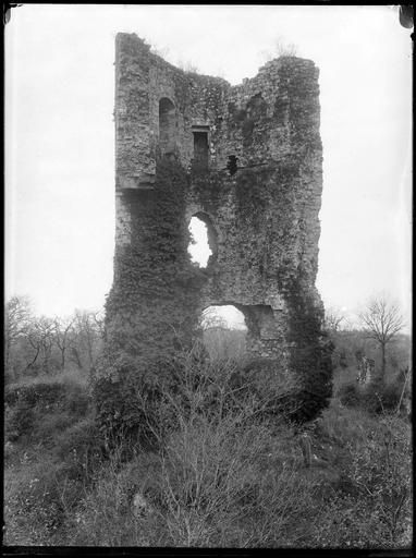 Donjon en ruines