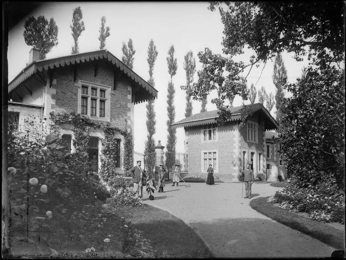 Ancien château