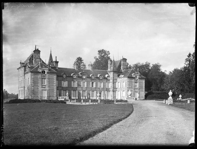 Château de Monthorin