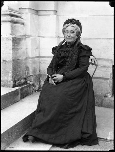 Portrait de Madame Morillon