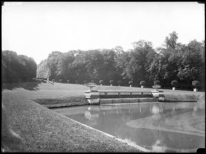 Parc : bassin