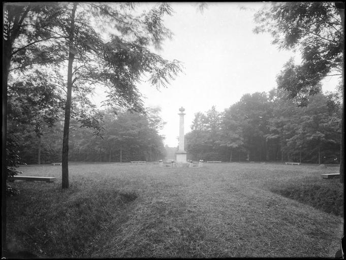 Parc : colonne