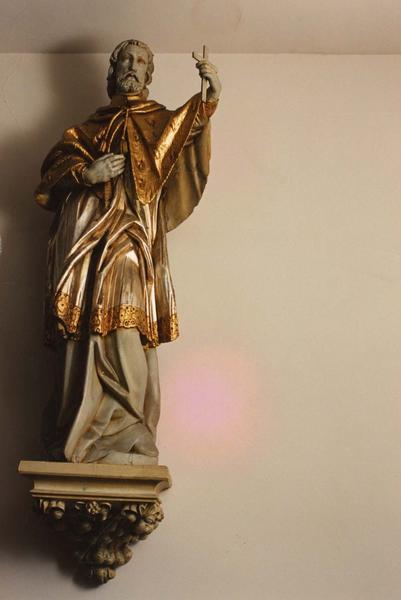 Statue : saint Jean Népomucène