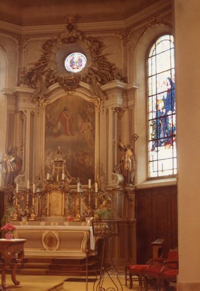 autel (détail)