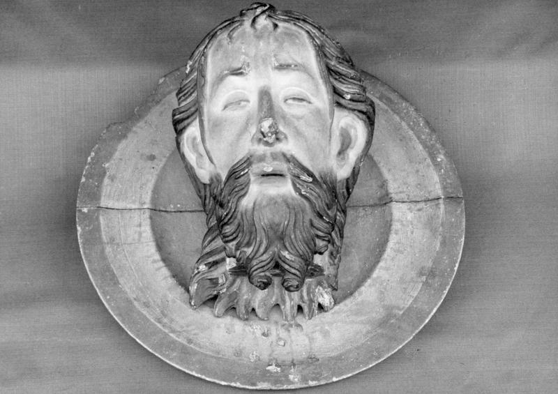 tête (plat de saint Jean-Baptiste)