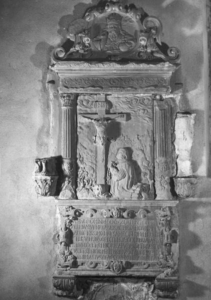 monument sépulcral, de Samson Kieffer