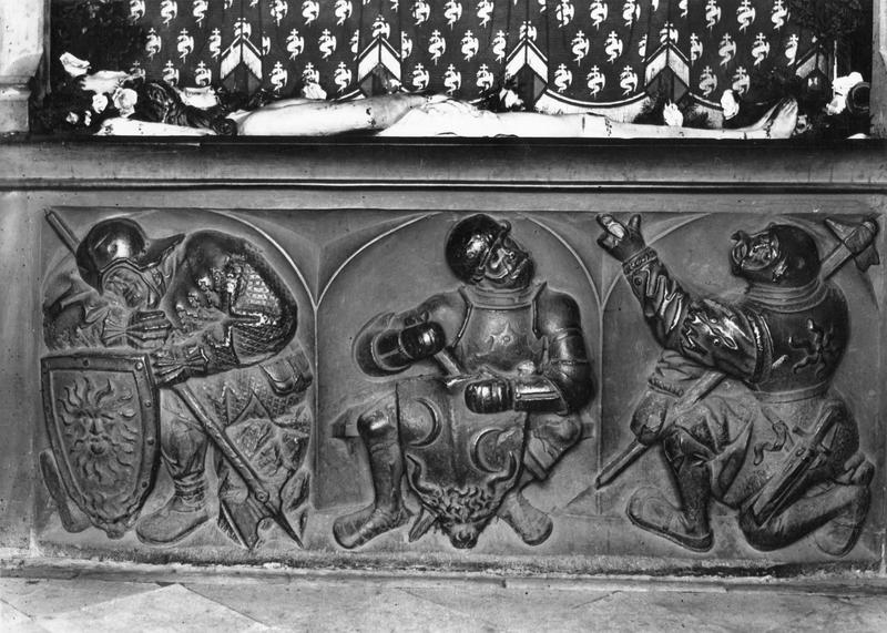 Relief : saint sépulcre
