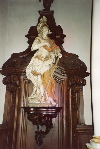 statue : Saint Maurice