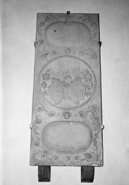 dalle funéraire de Philippe Joham de Mundolsheim