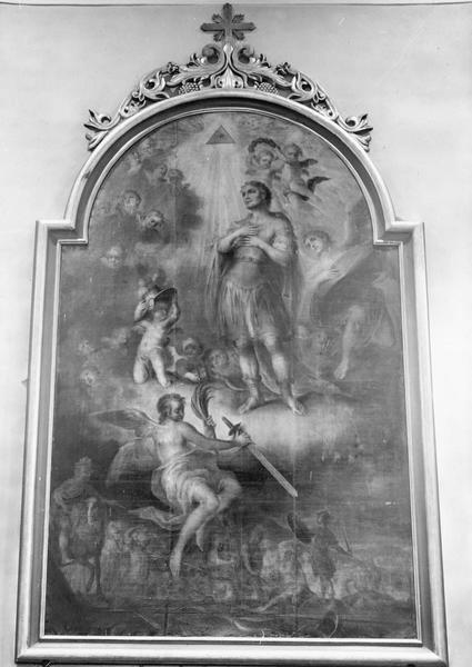 Tableau : saint Maurice