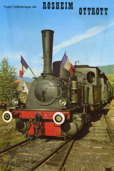 locomotive à vapeur : locomotive-tender Borsig, à voie normale, 030 T 3