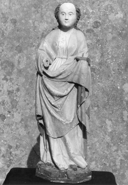 statue (demi-nature) : sainte
