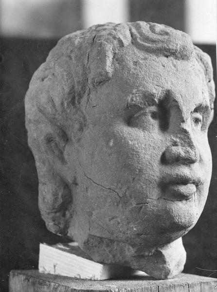 tête, dite de Caracalla