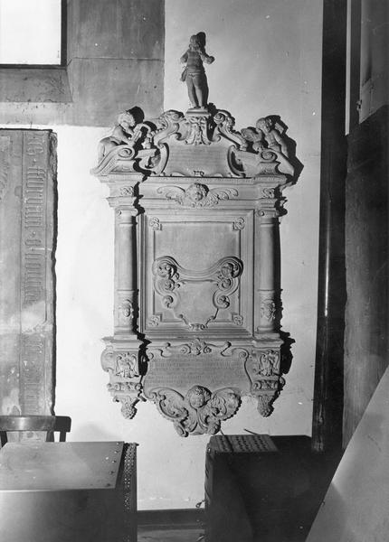 monument commémoratif, de Johan Gerhard Patrick von Throrbach