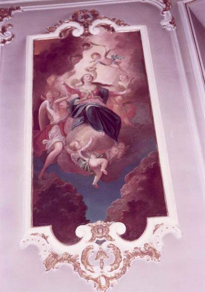 tableau : Couronnement de la Vierge (Le)