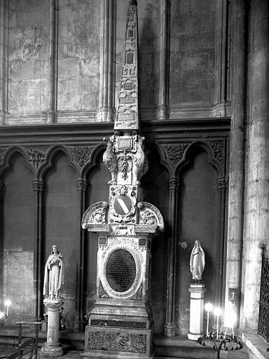 Monument funéraire (mausolée) d'Antoine de Noailles