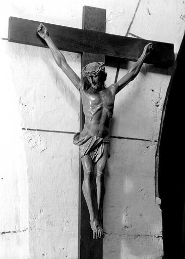 Christ en bois