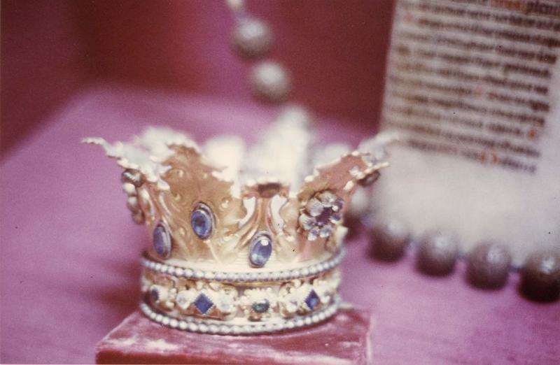 couronne, de la Vierge miraculeuse, vue générale
