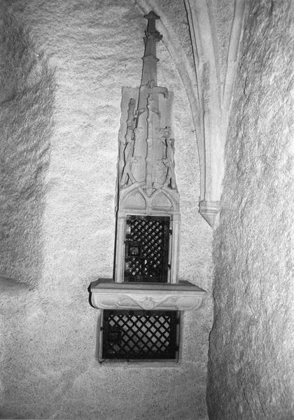 réserve eucharistique, vue générale