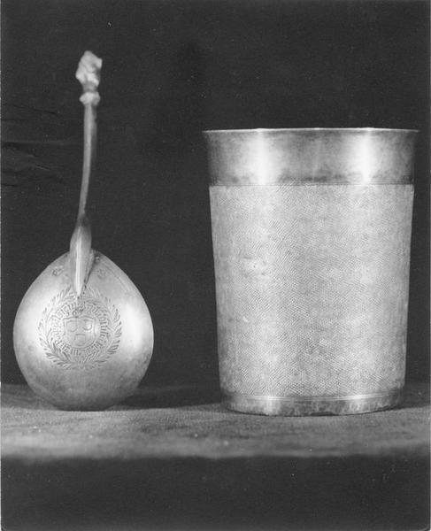 gobelet, du magistrat de Ribeauvillé, vue générale