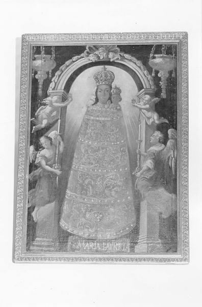 tableau : Notre-Dame de lorette, vue générale