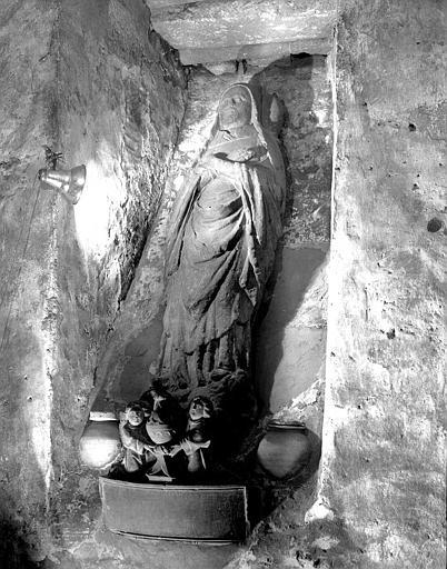 Monument funéraire de Gaillard de Peuilly
