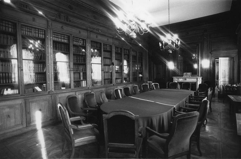 Bibliothèque de la Cour d'Appel (?)