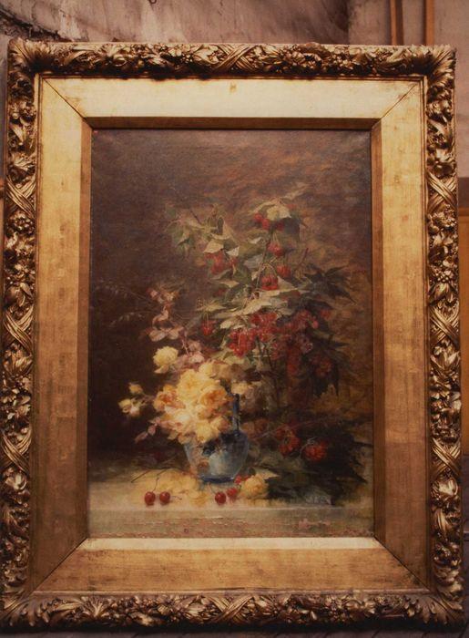 tableau : Bouquet de fleurs, vue générale