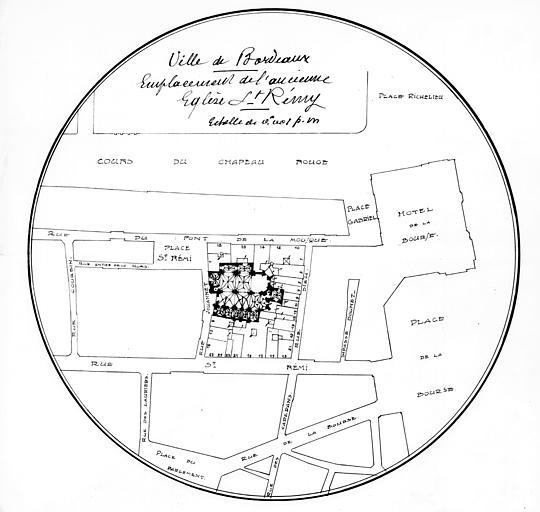 Plan d'emplacement