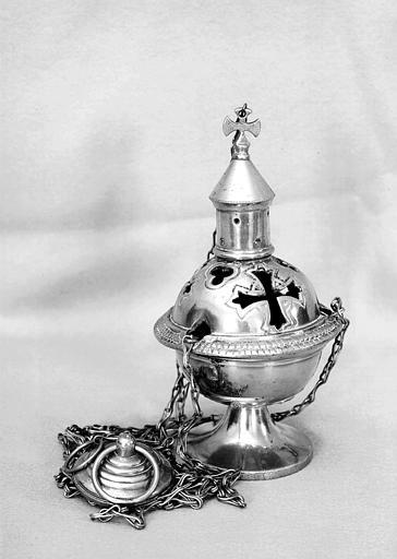 Encensoir en bronze