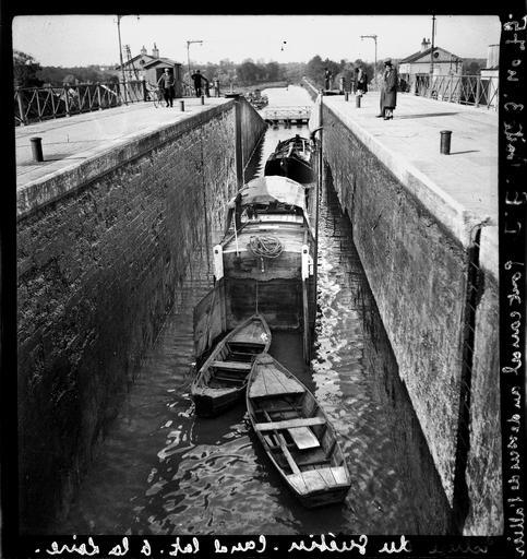 Pont canal du Guétin (canal latéral à la Loire)