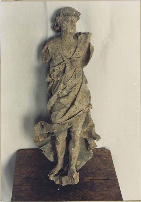 statue (statuette) : Ange