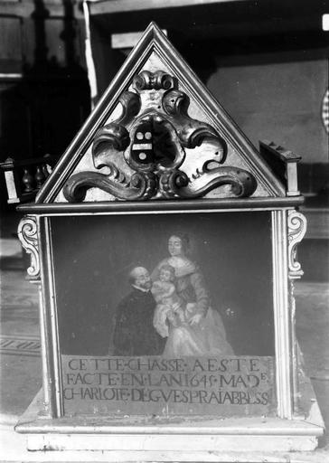 Châsse-reliquaire de saint Julien
