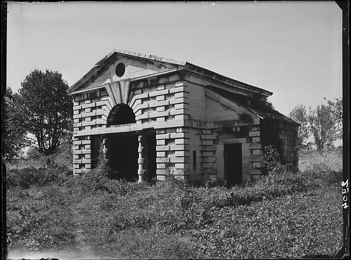 Ancienne saline royale, actuellement Fondation Claude-Nicolas Ledoux