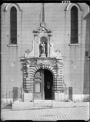 Eglise Notre-Dame du Mont-Carmel ou des Grands-Carmes