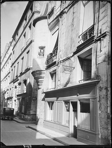 Hôtel des Abbés de Fécamp ou Hôtel de Fécamp