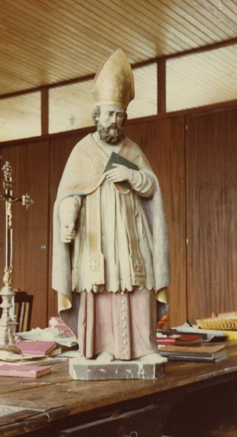 statue : Saint Donat