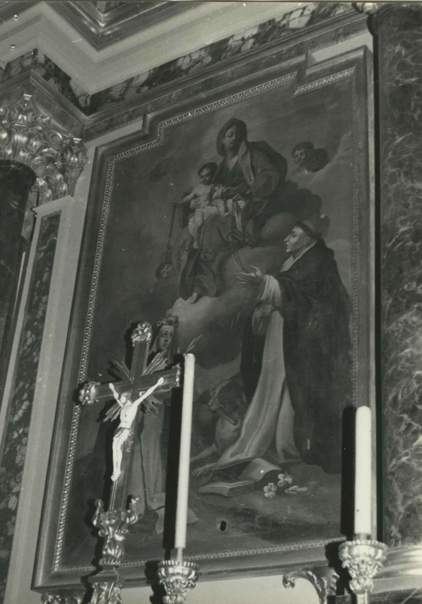 autel du Rosaire