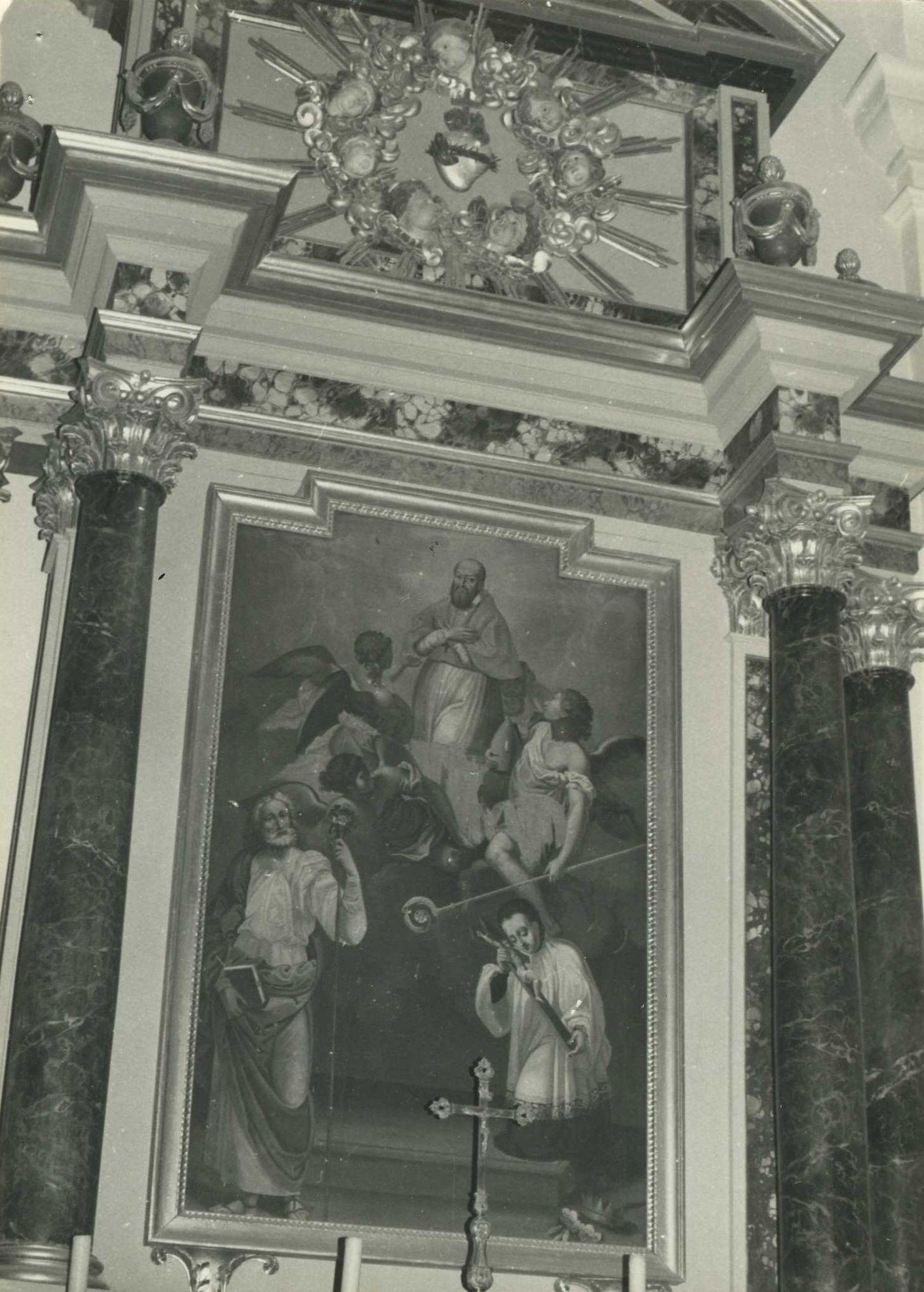 autel de Saint-François-de-Sales